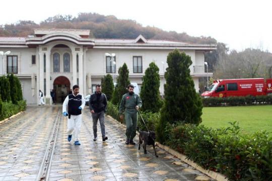 Thổ Nhĩ Kỳ lục soát villa hẻo lánh tìm thi thể nhà báo Ả Rập Saudi - Ảnh 2.