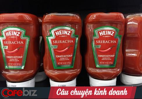 """Chai tương cà dốc ngược: """"Huyệt tâm lý"""" đơn giản nhưng mang lại doanh số đánh bại mọi đối thủ của Heinz - Ảnh 1."""