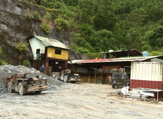 Bồng Miêu phá sản sau khi đào 1.000 tấn quặng vàng: Mất trắng 108 tỉ đồng tiền thuế - Ảnh 1.