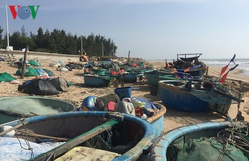 Ngư dân Phước Hải giàu lên từ nghề thuyền thúng - Ảnh 2.