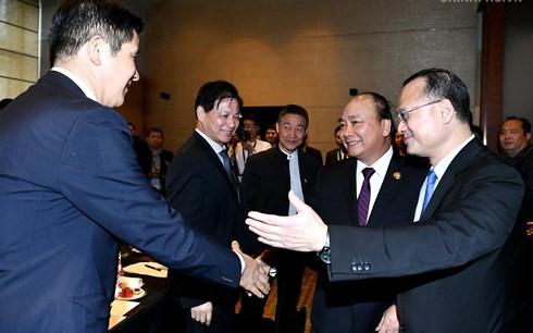 Thủ tướng: Doanh nghiệp Trung Quốc muốn tiêu thụ nông sản Việt Nam - Ảnh 1.