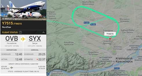 Máy bay Nga chở 172 người gặp sự cố nghiêm trọng trên không - Ảnh 1.