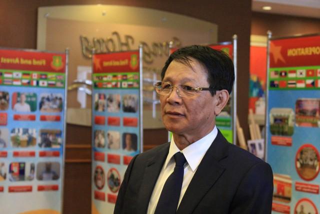 Cựu Trung tướng Phan Văn Vĩnh làm đơn xin... hầu tòa - Ảnh 1.