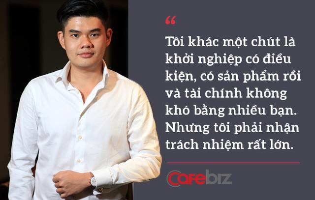 """Nguyễn Duy - """"hậu duệ"""" đời thứ 3 nhà Sơn Kova: Khi thế hệ kế nghiệp chưa được dạy cách quản trị 5 hay 10 triệu đồng, mà đưa cho ngay tiền tỷ thì sẽ dễ bị lạc lối - Ảnh 1."""