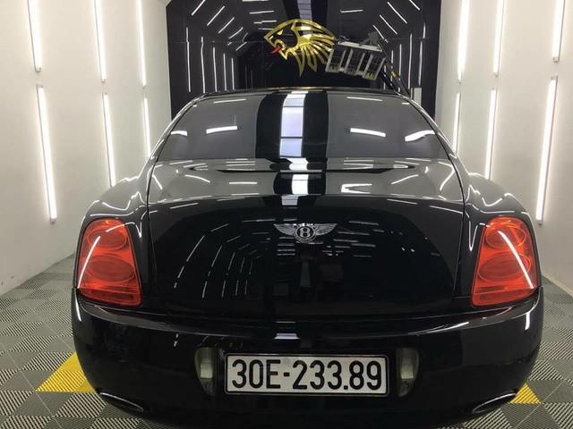 Bentley Continental Flying Spur cũ giá sốc 2 tỷ đồng - Giá hời để làm đại gia? - Ảnh 2.
