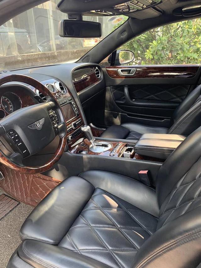 Bentley Continental Flying Spur cũ giá sốc 2 tỷ đồng - Giá hời để làm đại gia? - Ảnh 3.