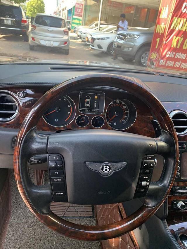 Bentley Continental Flying Spur cũ giá sốc 2 tỷ đồng - Giá hời để làm đại gia? - Ảnh 4.