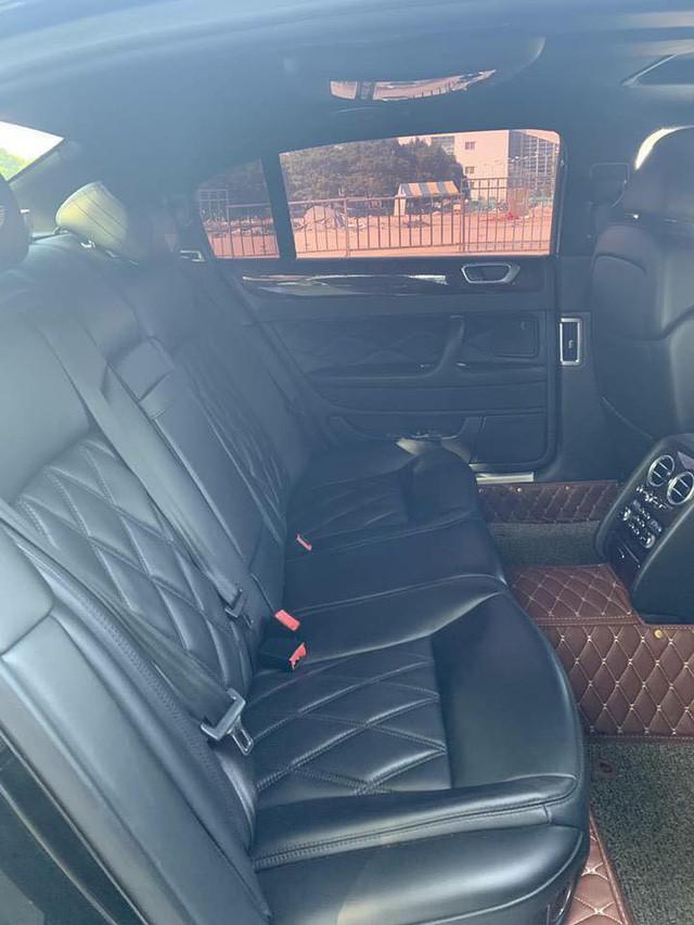 Bentley Continental Flying Spur cũ giá sốc 2 tỷ đồng - Giá hời để làm đại gia? - Ảnh 5.