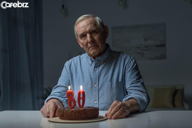 Sống cau có 80 năm trên đời, cụ ông mới nhận ra: Muốn hạnh phúc, không cần có bí quyết nào cả - Ảnh 1.