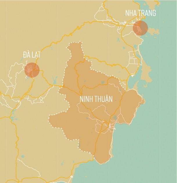 Ninh Thuận và những trải nghiệm hiếm có trong đời - Ảnh 1.