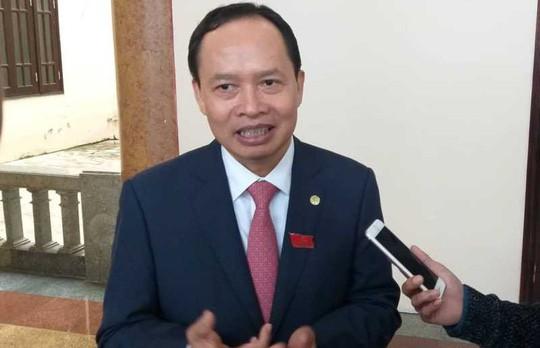 Bí thư Thanh Hóa Trịnh Văn Chiến: Nếu cần sẽ thay cán bộ tín nhiệm thấp - Ảnh 1.