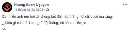 Người hâm mộ mừng ra mặt khi truyền nhân Pele dự đoán trận Việt Nam vs Malaysia - Ảnh 3.