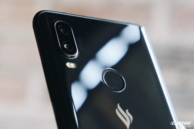Mở hộp và trên tay Vsmart Active 1: Thiết kế đẹp, cấu hình mạnh, hậu mãi tốt, giá rẻ hơn cả điện thoại Trung Quốc - Ảnh 12.