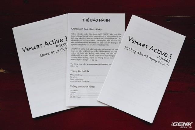 Mở hộp và trên tay Vsmart Active 1: Thiết kế đẹp, cấu hình mạnh, hậu mãi tốt, giá rẻ hơn cả điện thoại Trung Quốc - Ảnh 6.