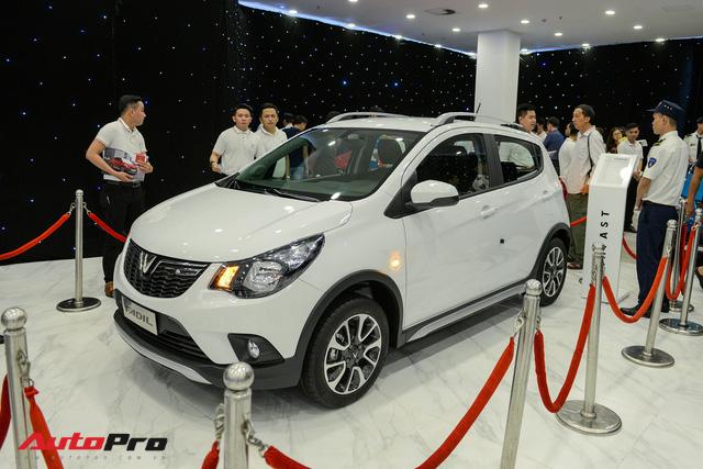 5 mẫu ô tô phổ thông được người Việt chờ đợi nhất trong năm 2019 - Ảnh 5.