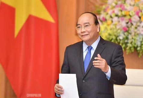 Thủ tướng mong hàng Việt không 'trước tốt, sau kém' - Ảnh 1.
