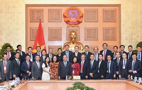 Thủ tướng mong hàng Việt không 'trước tốt, sau kém' - Ảnh 2.