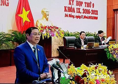 Tăng trưởng kinh tế 2018 không đạt kế hoạch, Chủ tịch TP Đà Nẵng nói gì? - Ảnh 1.