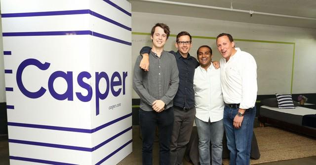 [Marketing thời 4.0] Cách Casper lật đổ thị trường nệm truyền thống: Không cần showroom, làm nệm đóng hộp, cho khách dùng thử 100 ngày miễn phí - Ảnh 1.