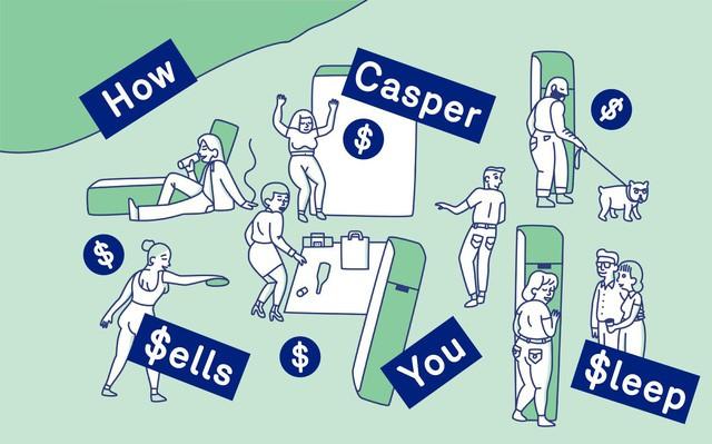 [Marketing thời 4.0] Cách Casper lật đổ thị trường nệm truyền thống: Không cần showroom, làm nệm đóng hộp, cho khách dùng thử 100 ngày miễn phí - Ảnh 11.