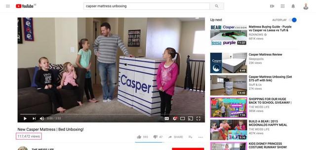 [Marketing thời 4.0] Cách Casper lật đổ thị trường nệm truyền thống: Không cần showroom, làm nệm đóng hộp, cho khách dùng thử 100 ngày miễn phí - Ảnh 5.