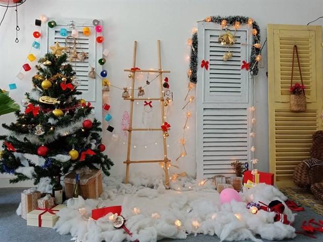 Những dịch vụ hốt bạc triệu trong dịp Noel - Ảnh 1.