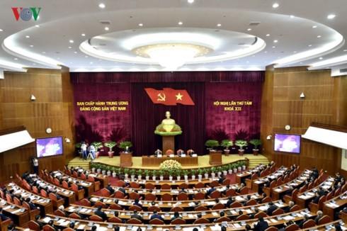 Sáng nay, khai mạc Hội nghị Trung ương 9, khoá XII - Ảnh 1.