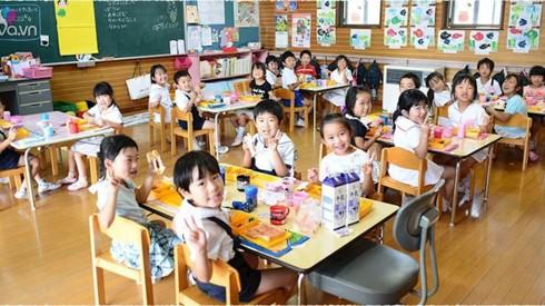 Chính phủ Nhật Bản miễn phí cho giáo dục mầm non và đại học - Ảnh 1.