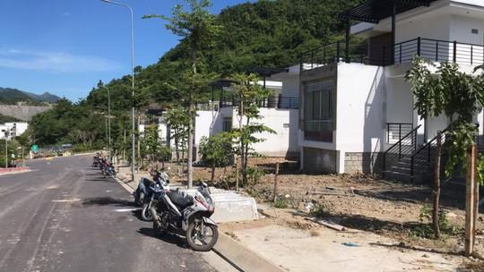 Khánh Hòa: Kinh doanh nhà đất nhan nhản sai phạm - Ảnh 1.