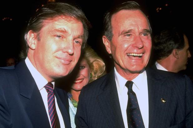 Lý do ông Trump từ chối đọc điếu văn ở tang lễ cố Tổng thống George H.W. Bush - Ảnh 2.