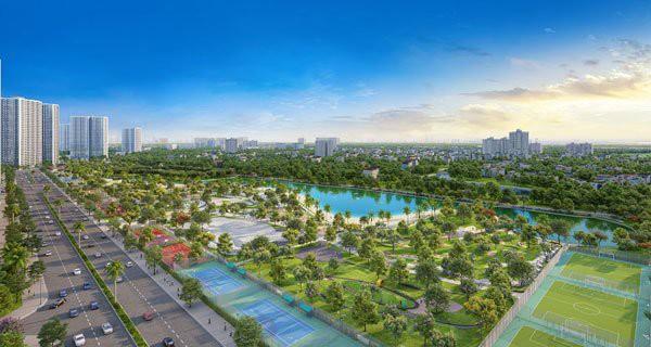 Soi vị trí chính xác đại đô thị VinCity Sportia của Tập đoàn Vingroup trên trục Đại lộ Thăng Long - Ảnh 5.