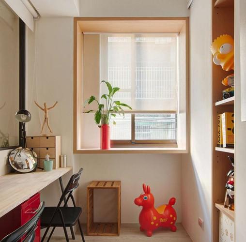 Căn hộ nhỏ có cách bố trí nội thất linh hoạt - Ảnh 6.