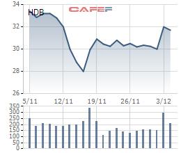 Phó Tổng giám đốc HDBank mua vào thành công 200.000 cổ phiếu HDB - Ảnh 1.