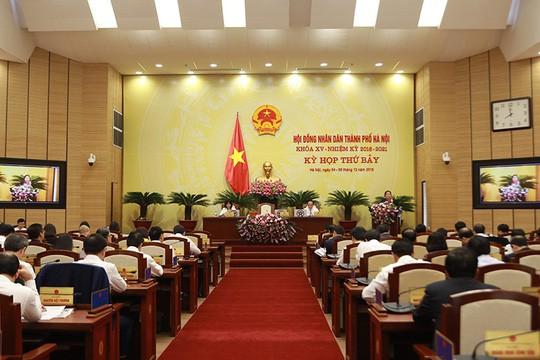 Chủ tịch Hà Nội Nguyễn Đức Chung có 84 phiếu tín nhiệm cao, 4 phiếu tín nhiệm thấp - Ảnh 2.