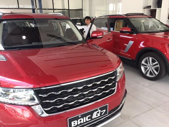 Xe sang giá bèo của Trung Quốc lại tấn công thị trường Việt Nam - Ảnh 6.