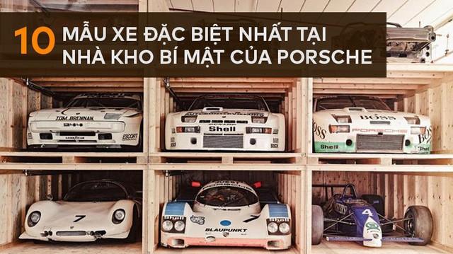 Đây chính là kho báu của Porsche - Ảnh 1.