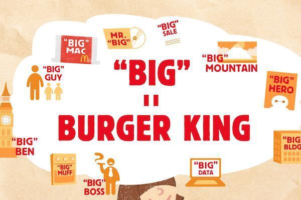 """Chiến dịch giúp Burger King """"cắn trộm"""" McDonald's Nhật Bản: Làm ra chiếc Big King giống hệt Big Mac, nhưng... ngon hơn! Cho khách mua đổi mọi thứ có chữ big để lấy khuyến mại - Ảnh 4."""