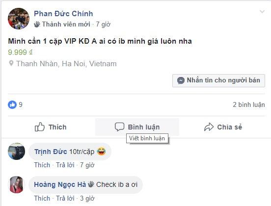 VFF chưa mở bán, chợ vé trận chung kết lượt về giữa Việt Nam và Malaysia đã nhộn nhịp - Ảnh 3.