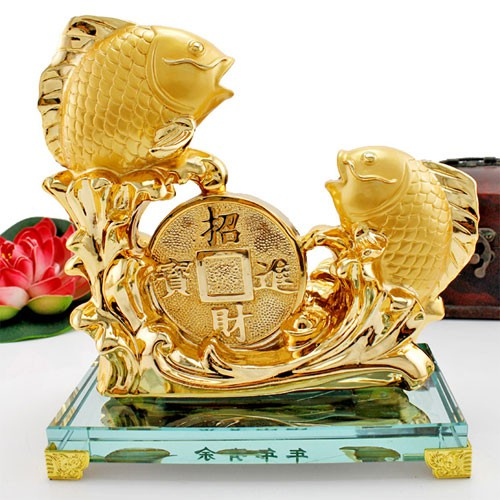 Những vật phẩm phong thủy có nhiều tài lộc, may mắn cho năm mới - Ảnh 1.