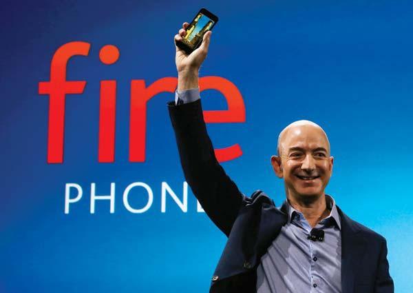 Đế chế Amazon của Jeff Bezos: Nơi hoan nghênh thất bại và chỉ cần những thành công sẽ có thể bù đắp được hàng chục sai lầm - Ảnh 1.