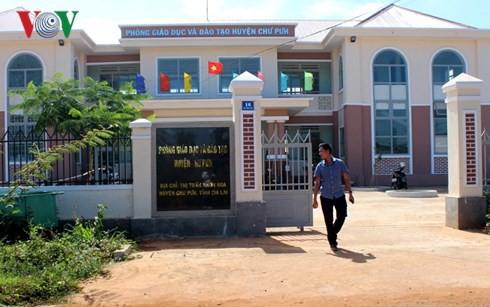 Gia Lai: Điều tra 3 cán bộ phòng giáo dục tham nhũng hàng tỷ đồng - Ảnh 1.