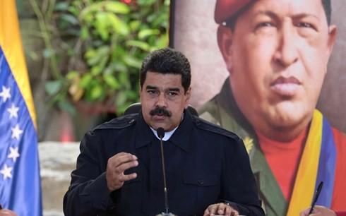 Tổng thống Venezuela Nicolas Maduro tuyên bố tái tranh cử - Ảnh 1.