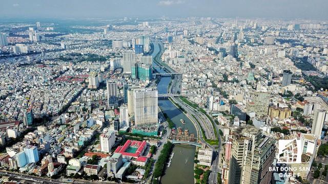 """""""Cuộc chiến"""" trên phân khúc căn hộ cao tầng dọc sông phía Tây Nam Sài Gòn - Ảnh 2."""