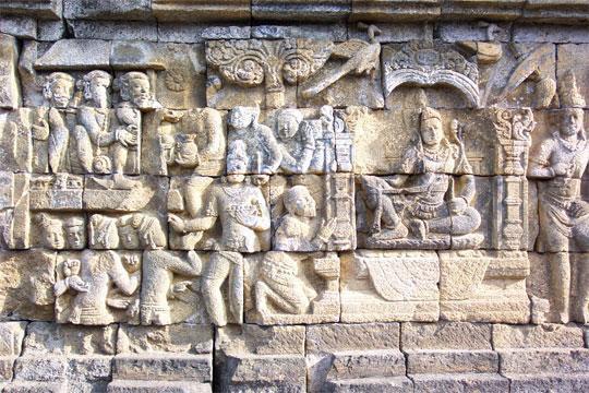 Ngôi đền Phật giáo lớn nhất thế giới: Nơi ngắm bình minh và hoàng hôn tuyệt đẹp! - Ảnh 8.