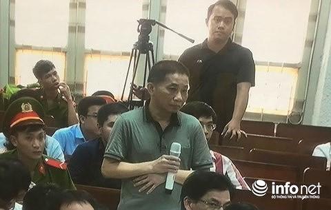 Vụ án Đinh La Thăng - OceanBank: Bao nhiêu tiền VND và USD bị thu giữ? - Ảnh 1.