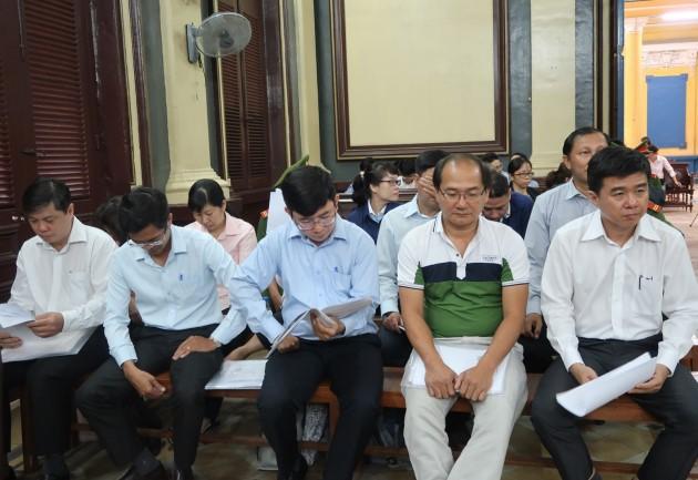 Vụ Navibank: Cận phiên xử cuối, luật sư vẫn khẳng định 10 nguyên lãnh đạo Navibank chỉ là… người bị hại - Ảnh 1.