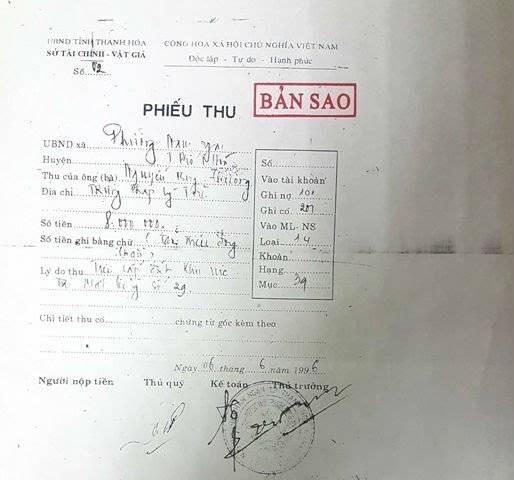 Thanh tra TP. Thanh Hóa lên tiếng vụ mua đất hợp pháp 30 năm, chờ bạc tóc không thấy - Ảnh 3.