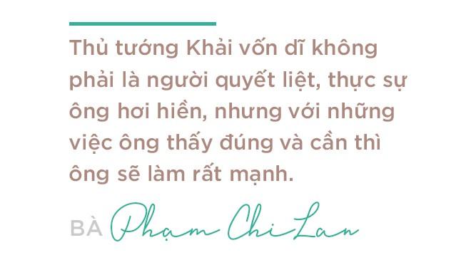 Ký ức của chuyên gia kinh tế Phạm Chi Lan về vị Thủ tướng từ nhiệm sớm một năm vì thiện ý phát triển đất nước - Ảnh 7.