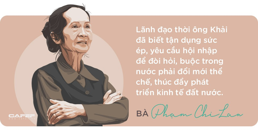 Ký ức của chuyên gia kinh tế Phạm Chi Lan về vị Thủ tướng từ nhiệm sớm một năm vì thiện ý phát triển đất nước - Ảnh 10.