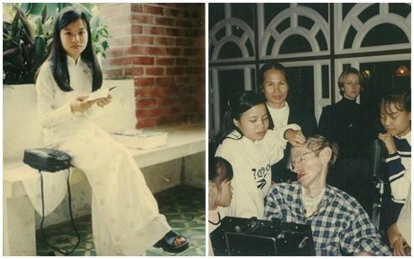 Gặp cô con gái nuôi người Việt của Stephen Hawking: Điều ngẫu nhiên tuyệt vời nhất trên đời là tôi được làm con của bố - Ảnh 5.